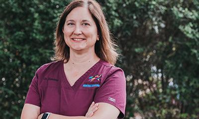 Doctor Laura Sasser